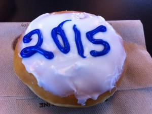 2015 donut