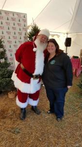 Becky and Santa (1)