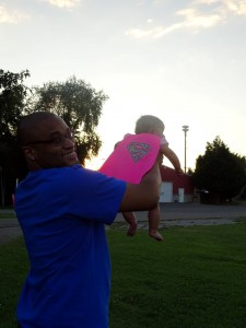 dad and supergirl in the park (1)