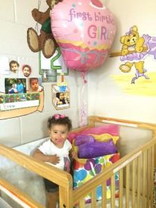 1st Birthday celebration at daycare